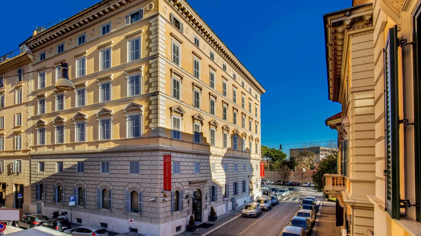 加拿大酒店-旅館-羅馬-4384m